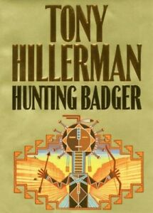 Hunting Badger by Hillerman, Tony Book The Cheap Fast Free Post