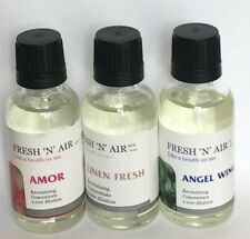 Fresh N Air Fragrance  Essence for Air Purifiers   - 3x30ml