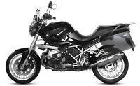 TERMINALE DI SCARICO STORM BY MIVV INOX BMW R 1200 R R1200R 11 > 14 OMOLOGATO