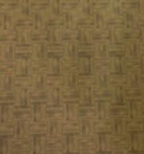 Dolls House Square Parquet Wood Effect Paper Flooring 1:24 Scale