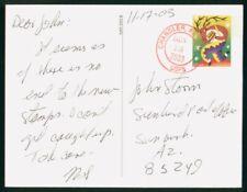 Mayfairstamps US Arizona 2003 Chandler Deer Character Card wwo_50973