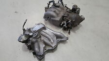 Mazda RX7 FC3S S4 Turbo Inlet Manifolds Throttle Body TPS Used.