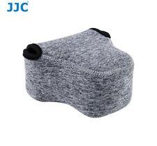 JJC OC-C2BG Neoprene Soft Pouch for CANON NIKON SONY Mirrorless Camera + Lens