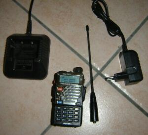 talkie walkie BAOFENG RD-5R DMR ANALOGIQUE ET NUMERIQUE PROCHE DU NEUF