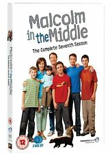 Malcolm In The MIddle: Complete Season 7 - DVD NEW & SEALED (3 Discs) (series)