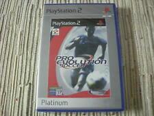 PRO EVOLUTION SOCCER  PES  PLAYSTATION 2 PS 2 NUEVO Y PRECINTADO