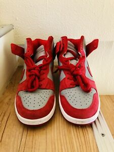 Nike SB Dunk High Pro 9.5 UNLV VNDS NDS 2005 Authentic Vintage