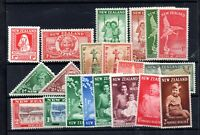 New Zealand 1930-52 Health MH collection WS16147