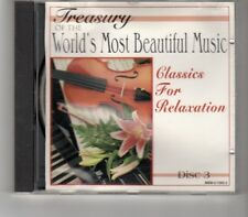 (HP579) Treasury of the World's Most Beautiful Music - Disc 3 only - 1996 CD