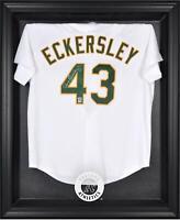 Oakland Athletics Black Framed Logo Jersey Display Case - Fanatics Authentic