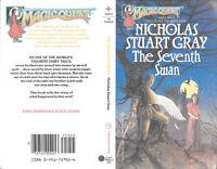 CARL LUNDGREN autographed this NICHOLAS STUART GRAY book cover