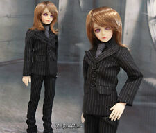 1/4 BJD 43-45cm MSD Boy Doll black suit outfit Set dollfie Luts minifee ship US