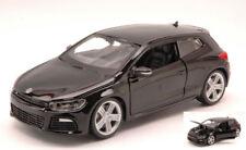 Volkswagen VW Scirocco R 2014 Black 1:24 Model 21060BK BBURAGO