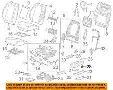 GM OEM Seats Tracks-Recline Knob 15889530
