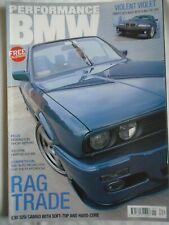 Performance BMW Jan 2003 DAntec E36 320i, E30 325i Cabrio, Hartge E30 M3
