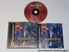PlayStation 1 / PS1 Game: Alundra 2 (Complete) [NTSC/USA]