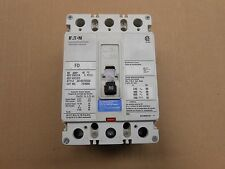 1 NEW CUTLER HAMMER FD FD3080 CIRCUIT BREAKER 80A 80 AMP 3P 600V WHITE LABEL