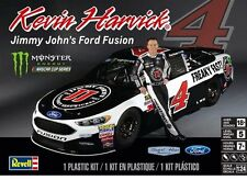 Revell Monogram #4 Kevin Harvick Jimmy John's Ford Fusion NASCAR model kit 1/24
