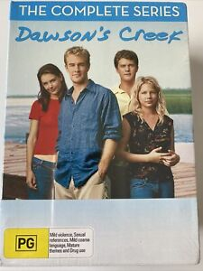 Dawson's Creek - The Complete Series (DVD) Australia Region 4- NEW & SEALED