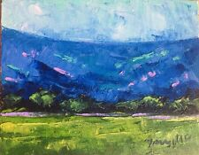 Impressionist Oil Painting 2013 JOSE TRUJILLO