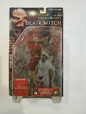 Blair Witch Todd Mcfarlane Movie Maniacs HORROR Figure