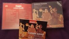 HOFFMANN - CARMINA BURANA. BOX 2 CD EDIZIONE AMADEUS