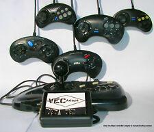 VecAdapt: Vectrex to Mega Drive / Genesis Controller Adapter