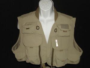 Simms Fishing Vest Mesh Vest Sz. XL