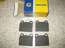 QUALITY BRAKE PADS - FITS: VOLKSWAGEN GOLF MK1 & GTi & POLO & SCIROCCO & AUDI 80