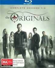"""THE ORIGINALS: Seasons 1 & 2"" Blu-ray 7 Disc Set - Region [B] NEW"
