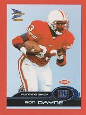 2000 Pacific Prism Rc Ron Dayne Wisconsin Badgers Giants #165 258/1000 (Kcr)