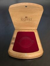 2005 The Australian Nugget 2oz Gold Proof $200 Australia Kangaroo Wood Box Only