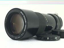 <EXC+++++> Nikon Ai Micro-Nikkor 200mm f/4 Manual MF Macro Prime Lens Japan 2564