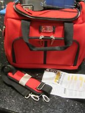 new Delsey Carry-on Shoulder bag  14x12x10  Red