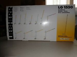 YCC # 780SL  sl boom kit in yellow  1/50 scale