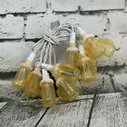 Beer Mug String Lights White Yellow Works! Stretches Approx 3 Yards