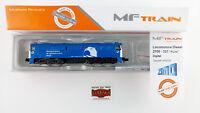 "MFTRAIN N13219 - DIESEL-LOK 321-030-9 ""M.I. RENFE"" - DCC ZIMO - NUEVO! - TOP!"