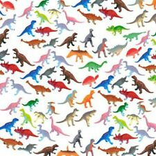 German Trendseller® - 8 x Dinosaurier Figuren | Lebensecht | Dino | Fossilien