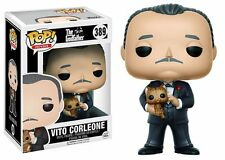 Funko POP! Movies ~ VITO CORLEONE VINYL FIGURE ~ The Godfather