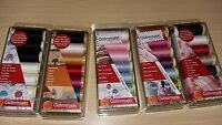 New-Gutermann-7pc Sew All Thread Collection in Presentation Pack-7 x 100m Reels.