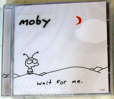 MOBY - WAIT FOR ME - CD Sigillato