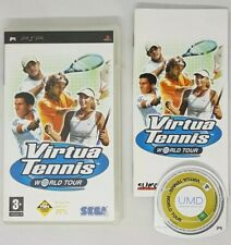VIRTUA TENNIS world tour - sony playstation portable / PSP