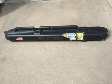 SporTube Travel Hard Case Skis, Poles or Fishing Wheeled Rolling Telescoping