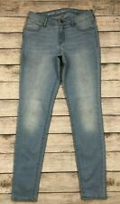 Old Navy Super Skinny Jeans Size 2 Womens Mid Rise Stretch J42