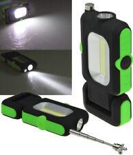 Leuchten & Leuchtmittel Billiger Preis Doppel-led-taschenlampe Tischleuchte Flexibel Magnetisch Arbeits-leuchten Lampe Spezieller Kauf