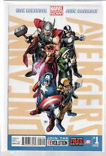 Marvel Now! Avengers #1