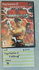 Sony PlayStation 2 Greatest Hits / Tekken 5 / VG Video Game 81117