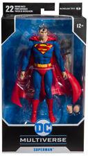 Superman - Classic Comic Design - 7inch DC Multiverse - McFarlane Figure