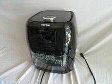 New listing Chefman Air Fryer + Dehydrator and Convection Oven, 6.3 Quart, Black
