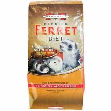 Marshall Premium Ferret Diet Food net weight 7 lbs
